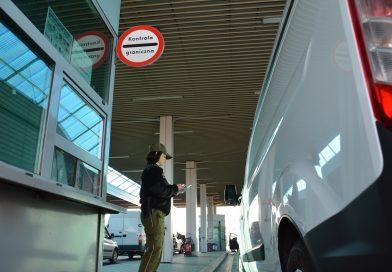 Dorohusk: Fałszywe dokumenty na granicy